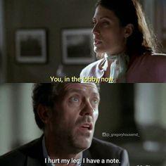 He had a... Wait for it... Doctors note, lol