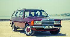 1976 Mercedes-Benz E-Class - w123