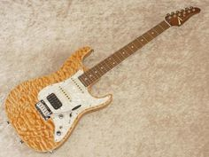 TOM ANDERSON Drop Top Classic (Natural Orange with Binding)