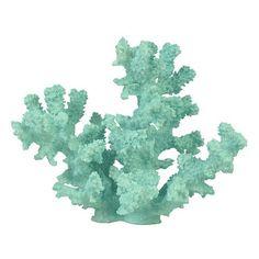 SONOMA life + style® Coral Decor