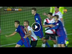 [HIGHLIGHTS] FUTBOL (2AB): FC Barcelona B – L'Hospitalet (4-0): ---- FC Barcelona on Social Media Subscribe to our official channel…