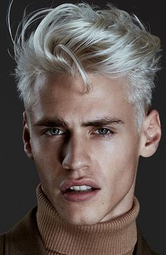 Men's Hairstyles Quiff. Photo: Simons. #menshairstyles #menshair #quiff