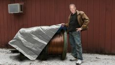 Biden Scores 800 Feet Of Copper Wire | The Onion - America's Finest News Source