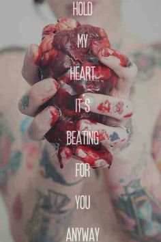 This reminds me of the album cover to 'Bullet for my vallentine- Temper temper'