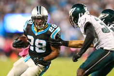 The Panthers need Jonathan Stewart's steady play - The Carolina Panthers are 6-0, and most of the credit goes to Ron Rivera's impressive defensive unit. However, with a ground-and-pound attack the mindset on offense, the Panthers have.....