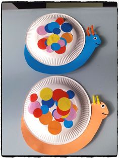 38 ideas for creative art for kids children paper plates Kids Crafts, Daycare Crafts, Summer Crafts, Toddler Crafts, Diy And Crafts, Arts And Crafts, Paper Plate Crafts, Paper Plates, Toddler Art
