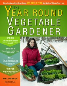 Until Jan 31st, get your copy of The Year Round Vegetable Gardener e-book/kindle for just $2.99. A savings from the regular price of $19.95!! Only 2 days left!