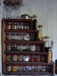 Casa Alta Productos Artesanales: Especiero