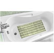 Bamboo Style Tub Mat - Sage