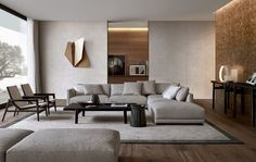 The idea of generating luxury living room interior design ideas can look very different in the imagination of one person to the another person. Here we have something in this collection of luxury living room ideas to suit every taste and room size. Living Room Modern, Home Living Room, Interior Design Living Room, Living Room Furniture, Living Spaces, Apartment Living, Furniture Stores, Furniture Online, Small Living
