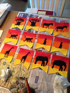Made with supplies from mic michaels craft, african animals, craft stores, Safari Crafts, Vbs Crafts, Preschool Crafts, Preschool Jungle, Safari Theme, Jungle Theme, Africa Craft, Afrique Art, Michaels Craft
