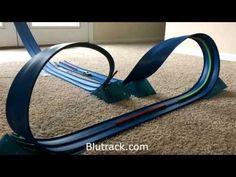 Generic hotwheels / matchbox car track