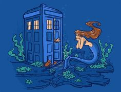 The Doctor Is Taking On Mermaids As Companions Now