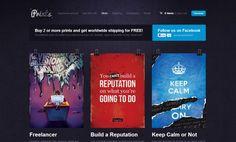 E-Commerce Web Designs for Your Inspiration