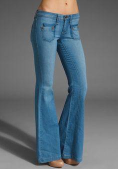 Frankie B. Jeans Supa Dupa Wide Leg Jean