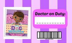 Resultado de imagem para doc mcstuffins band aid printables