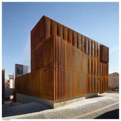 Balaguer Courthouse,© Pedro Pegenaute
