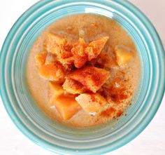 Beta Vegan: Sweet Potato Coconut Milk Soup
