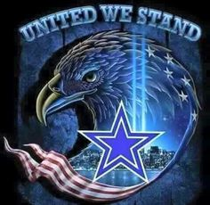 United We Stand 💙⭐💙⭐💙⭐💙