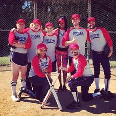 Babe Ruth Derek Jeter Willie Mays Mickey Mantle Albert Pujols Ty Cobb Ken Griffey Jr. Ted Williams; we are better than all of them at baseball. by mindykaling