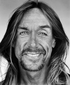 """""""I don't behave so wildly as I did back then; I'm a little more grown up now"""" … Iggy Pop. Photo: Martin Schoeller/August/Raven & Snow"""