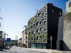 Green Cast  Architects: Kengo Kuma & Associates  Location: Odawara-shi, Kanagawa prefecture in Japan  Total Area: 1047.80sqm (residence area: 181.61sqm)  Project Year: 2011  Photographs: Kengo Kuma & Associates