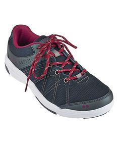 Another great find on #zulily! Gray & Pink Summit Walking Shoe #zulilyfinds