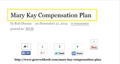 MARY PLAN PDF COMPENSATION KAY