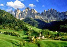 dağ manzaraları