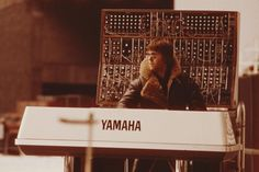 Keyboard player Keith Emerson, of Emerson, Lake and Palmer, pictured in 1977, died Thursday night at the age of 71.