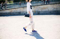 Street Style París Fashion Week P/V 2015 © Josefina Andrés.