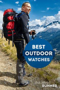Best Outdoor Watches in 2020 Running Gps, Running Watch, Road Running, Trail Running, Long Distance Running, Cross Country Running, Triathlon Training, Fitness Tracker, Workout Gear