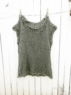 Camiseta de mangas largas con toque teñido por armarioenruinas