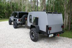 Off-Road Trailers