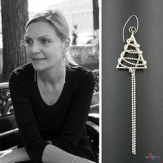 Vintage Silver Fir Dangles // Dangle Earrings // Earrings For Women // Vintage Earrings // Gift // Brass Earrings // Handmade Earrings. #brass #earrings #silver #dangle #drop #Christmas #gift #handmade #jewelry Jewelry Accessories, Fashion Accessories, Unique Jewelry, Vintage Earrings, Women's Earrings, Foot Bracelet, Handmade Necklaces, Fashion Bracelets, Vintage Silver