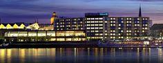 HILTON HOTEL IN MAINZ-ON-THE-THINE, HIGHLY RECOMMENDED, EXCELLENT SERVICE ETC. <p>Herzlich willkommen im Hilton Mainz! Das Hotel befindet sich direkt am Rheinufer neben der Innenstadt.</p>
