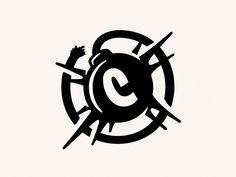 Bombin' designed by Scinston & Wott. Connect with them on Dribbble; Big Bomb, Logo Design, Graphic Design, Typography, Lettering, Saint Charles, San Luis Obispo, Logo Ideas, Art Logo
