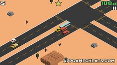 Smashy Road: Wanted Cheats, Tips, & Hack for Coins  #Simulation #SmashyRoad #Strategy http://appgamecheats.com/smashy-road-wanted-cheats-tips-hack-coins/