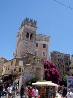 Corfu, Greece Beautiful Islands, Beautiful Places, Corfu Greece, Greek Islands, Planet Earth, My Dream, Places Ive Been, Street View, Italy
