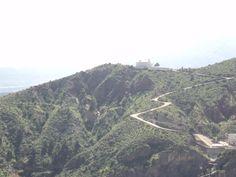"Un paseo ""con penitencia"" para visitar la Ermita del Santo Cristo de la Humildad. Alboloduy. Alpujarra. Cultura. Deporte Grand Canyon, City Photo, Nature, Travel, Christ, Humility, Walks, Deporte, Culture"