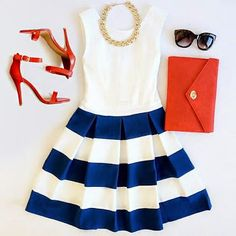 Zeliha's Blog: Cute Summer Dress