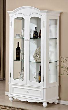 Small Kitchen Cabinet Design, Small Kitchen Cabinets, Diy Kitchen Storage, Small Cabinet, Wood Cabinets, Home Decor Furniture, Furniture Makeover, Modern Furniture, Dinning Room Cabinet