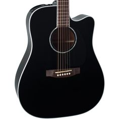 Buy Takamine EG341SC Dreadnought Acoustic Electric Guitar Black at ZoZoMusic.com