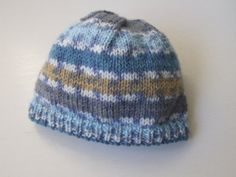 baby beanie hat by BabanCat on Etsy, £9.00