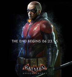 Batman: Arkham Knight Robin
