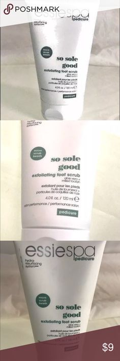 Essie Spa So Sole Good Exfoliating Pedicure Cream Essie Spa So Sole Good Exfoliating Pedicure Cream Essie Other