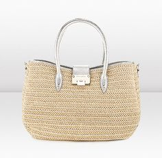Jimmy Choo - -Rania M - So elegant and perfect for summer!