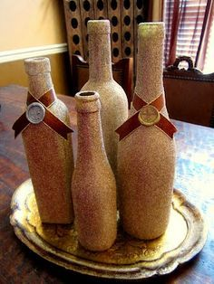 wine bottle projects - Google Search