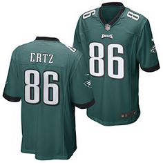 Get this Philadelphia Eagles Zach Ertz Game Team Color Jersey at  PhillyTeamStore.com fd00762d5