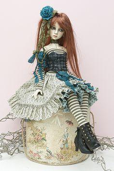 Dollstown Arin by jeanoak